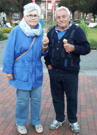 Helga und Hermann Stumpe